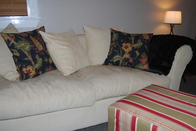 New cushions!